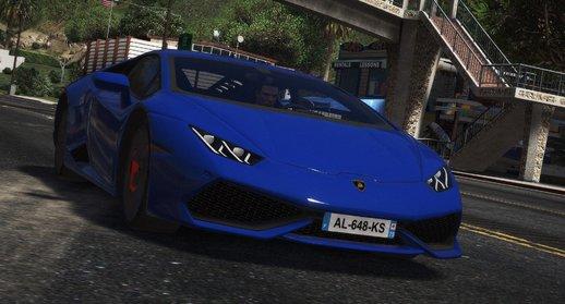 خودرو لامبورگینی هورکان 2020 برای GTA V