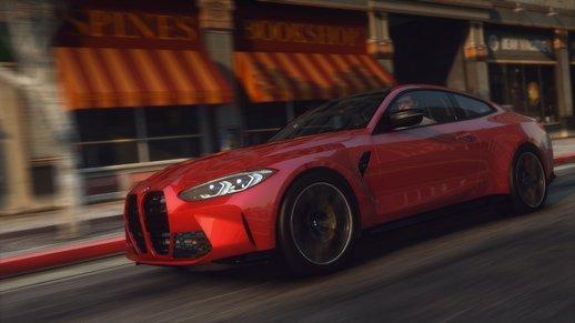 خودرو بی ام و M4 2021 برای GTA V