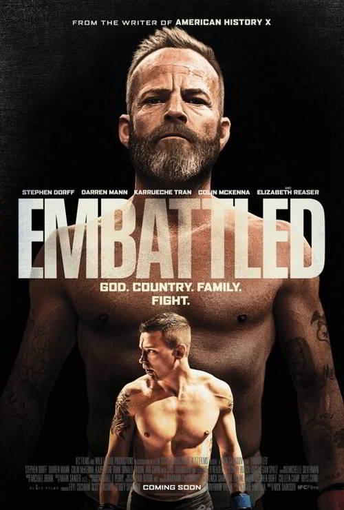 دانلود فیلم رزمی Embattled 2020 آماده نبرد دوبله فارسی