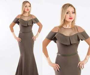 مدل لباس مجلسي با طرح و رنگ جذاب ،لباس مجلسي جديد