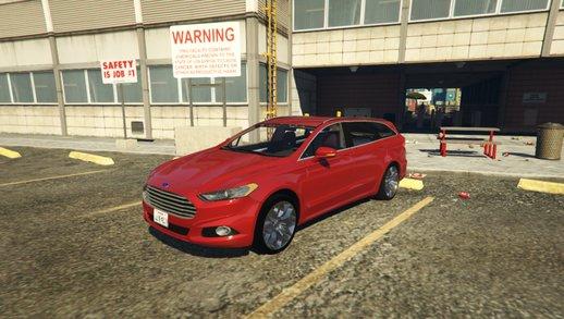 خودرو فورد موندو 2020 برای GTA V