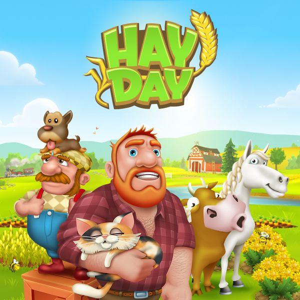 """دانلود Hay Day 1_48_149 – بازی مزرعه داری پرطرفدار """"هی دی"""" اندروید"""