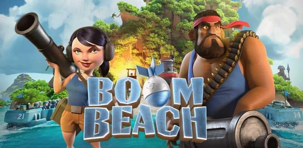 دانلود Boom Beach 43.87 – آپدیت بازی استراتژیک ساحل بوم اندروید