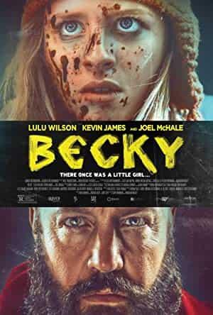 دانلود فیلم اکشن Becky 2020 بکی دوبله فارسی