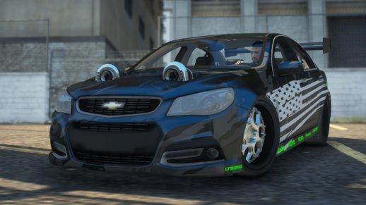 خودرو شرولت SS دریفت 2017 برای GTA V