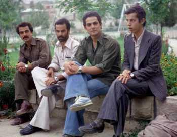 عکس شهيد حسن باقري در اروميه قبل از انقلاب