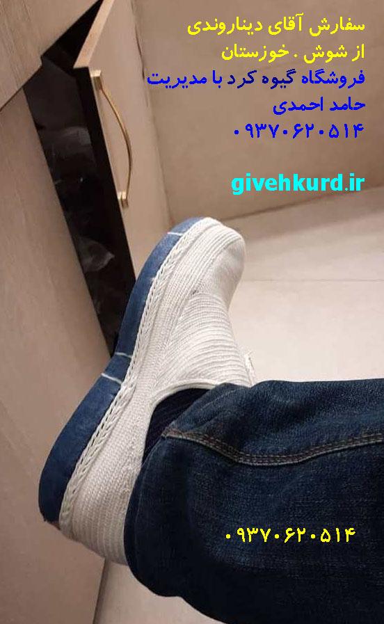 سفارش آقای دیناروندی از  خوزستان . شوش دانیال