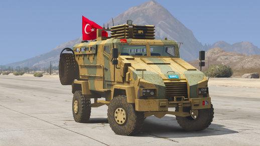 خودرو BMC جنگی ترکیه برای GTA V