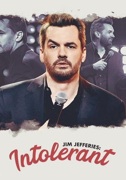 دانلود فیلم Jim Jefferies: Intolerant 2020