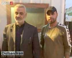 محمد العراقي نقش سردار سليماني را بازي خواهد کرد
