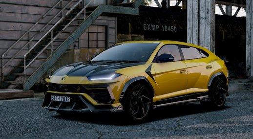 خودرو لامبورگینی اوریوس 2019 برای GTA V