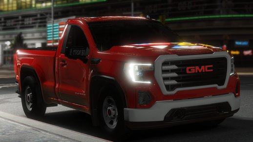 خودرو GMC sierra 2020 برای GTA V