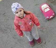 دختر 3 ساله اي که از سرما يخ زد و مرد