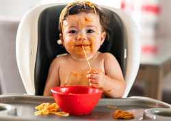 آيا خوردن ماکاروني براي کودکان مضر است؟