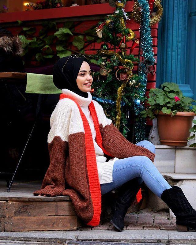 مدل مانتو بافتنی ترکیه ای