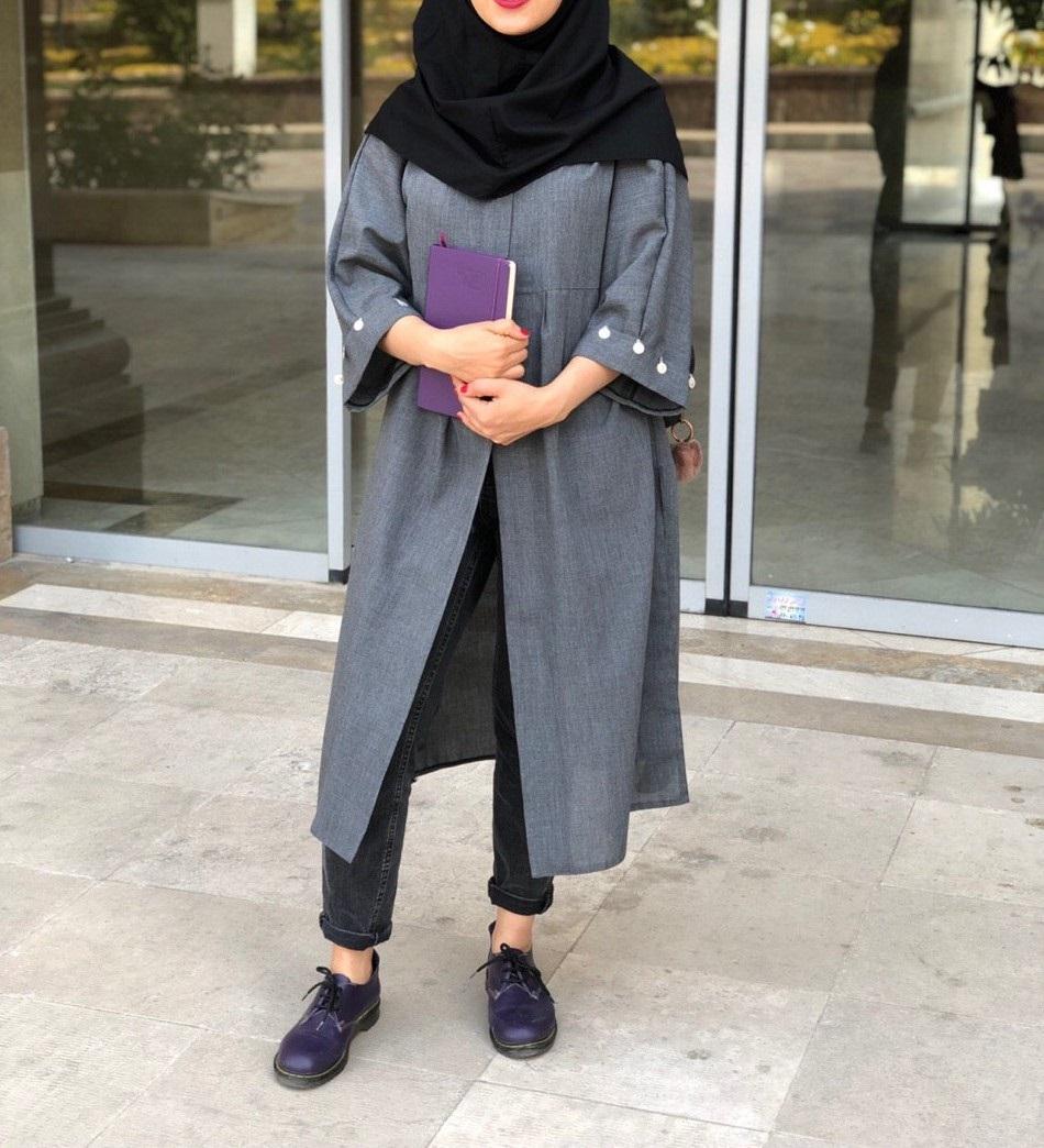 مدل مانتو دانشجویی ۲۰۲۰