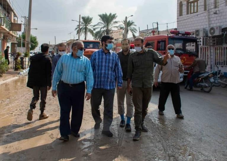 پارمان: رسالت اصلی گروه های جهادی پیگیری و مطالبه حقوق مردم است+فیلم