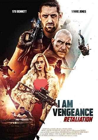 دانلود فیلم اکشن I Am Vengeance Retaliation 2020 من انتقام میگیرم 2 دوبله فارسی
