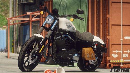 موتور Harley-Davidson 2017 برای GTA V