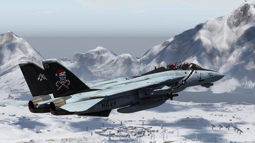 جت F-14D برای GTA V