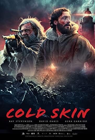 دانلود فیلم Cold Skin 2017 پوست سرد با دوبله فارسی