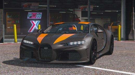 خودرو بوگاتی فول اسپرت 2021 برای GTA V