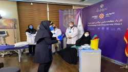 اولين واکسن کروناي ايراني با موفقيت تزريق شد