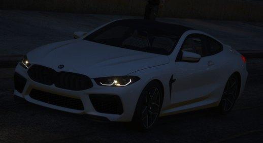 خودرو BMW M8 برای GTA V
