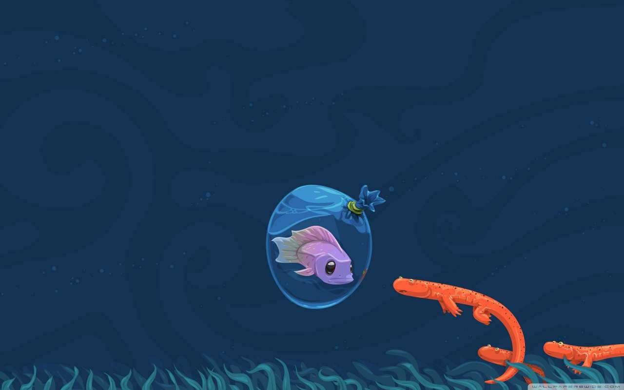 البوم عکس های اکسولوتل سمندر مکزیکی