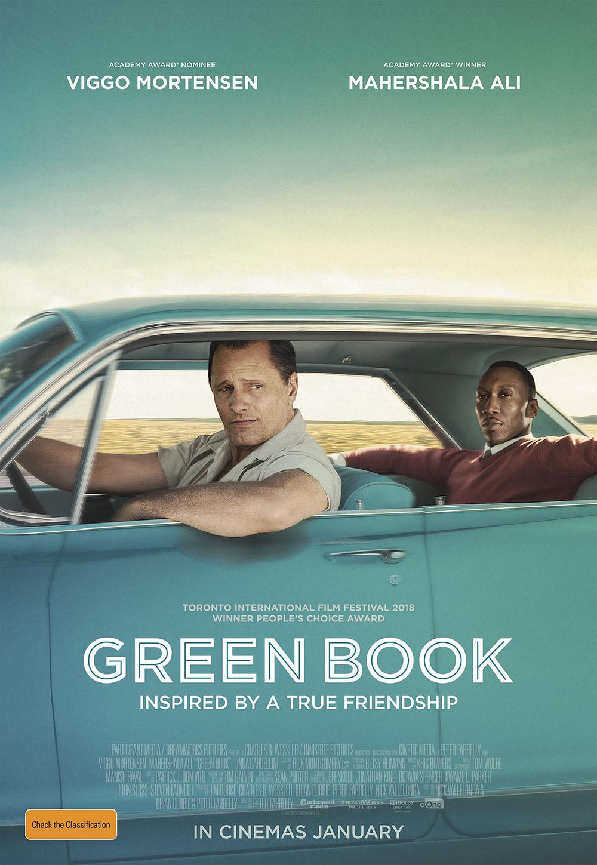 دانلود فیلم کمدی Green Book 2018 کتاب سبز