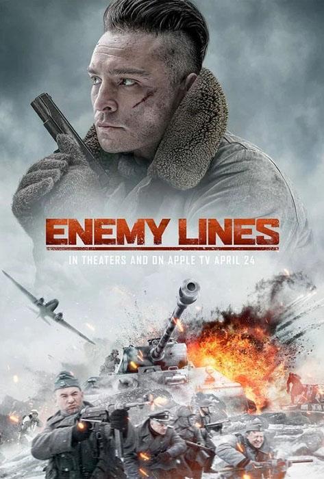 دانلود فیلم جنگی Enemy Lines 2020 خطوط دشمن