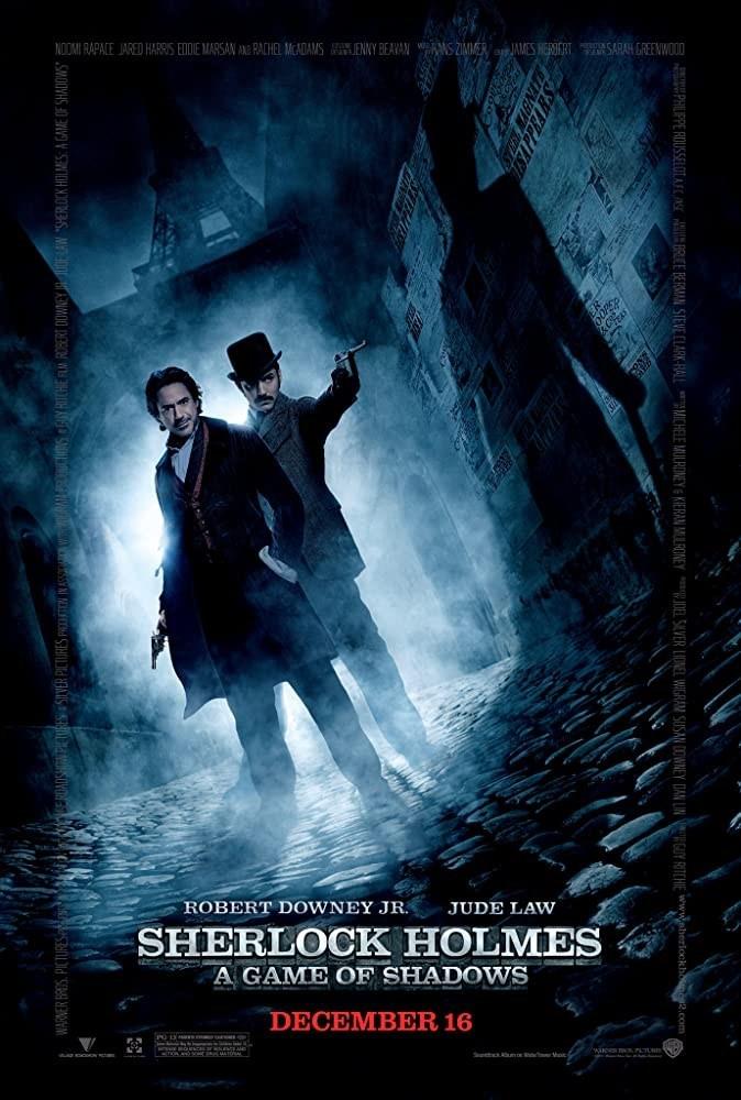 دانلود فیلم Sherlock Holmes: A Game of Shadows 2011 شرلوک هولمز : بازی سایه ها