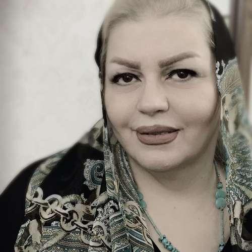 عکس های مهناز کرباسچیان بازیگر سریال باخانمان