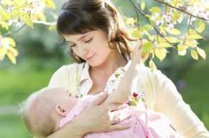 آموزش از شير گرفتن نوزاد
