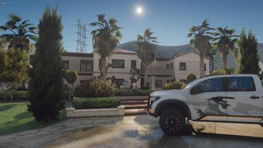 ویلای مدرن و جدید برای GTA V