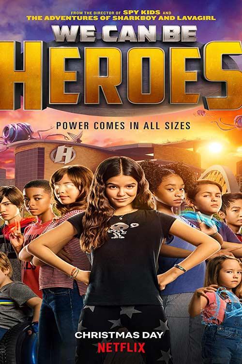 دانلود فیلم We Can Be Heroes 2020 ما میتوانیم قهرمان باشیم با زیرنویس فارسی