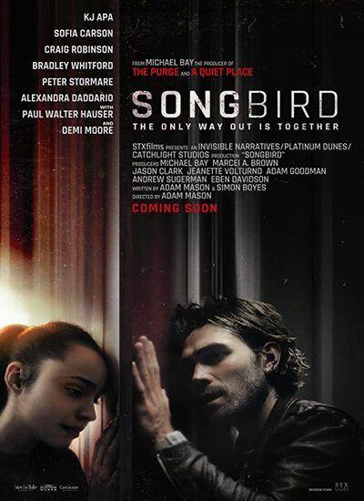 فیلم پرنده آوازخوان دوبله فارسی 2020