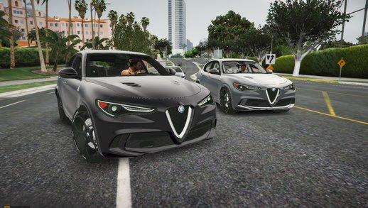 خودرو آلفارومئو 2020 برای GTA V