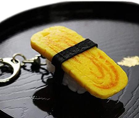 تاماگوایاکی سوشی تخم مرغ