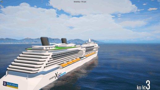 کشتی تفریحی جدید برای GTA V