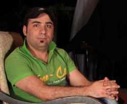 عليرضا رنجبر هنرمند جوان به علت کرونا درگذشت