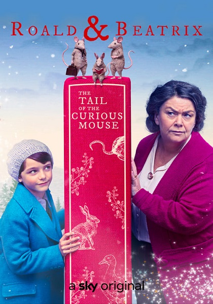 دانلود فیلم Roald & Beatrix: The Tail of the Curious Mouse 2020