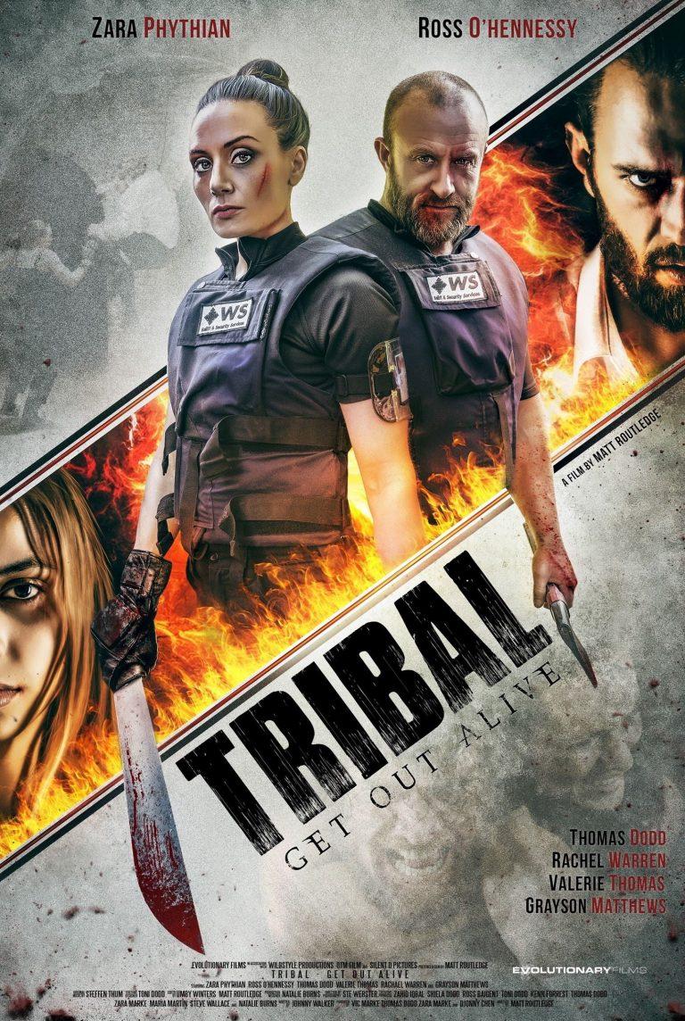 دانلود فیلم اکشن Tribal Get Out Alive 2020 قبیله زنده شوید