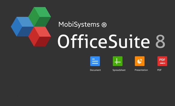 دانلود OfficeSuite 8 Pro + PDF HD 8.2.3642 بهترین آفیس اندروید با ساپورت فارسی