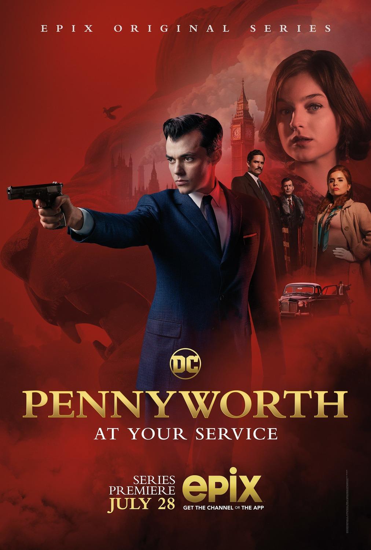 دانلود سریال Pennyworth
