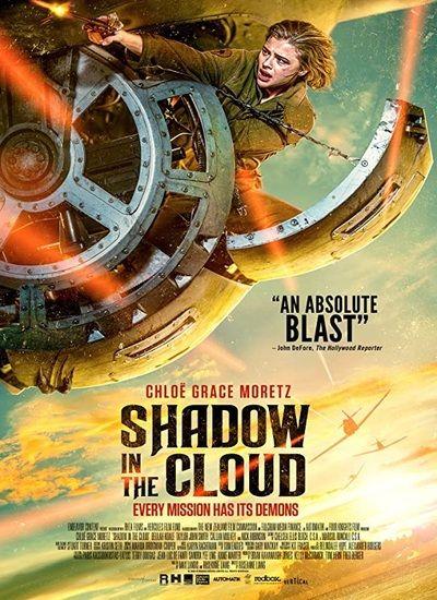دانلود فیلم اکشن Shadow in the Cloud 2020 سایه در ابر