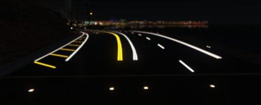 خطوط LED برای GTA V