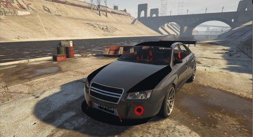 تیونینگ حرفه ای خودرو برای GTA V