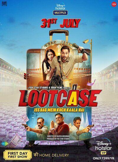 دانلود فیلم هندی Lootcase 2020 غارت چمدون دوبله فارسی