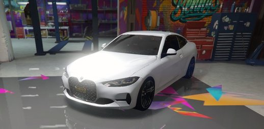 خودرو BMW سری 4 2020 برای GTA V